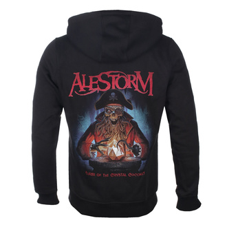 Herren Hoodie Alestorm - Curse of the Crystal Coconut - NAPALM RECORDS