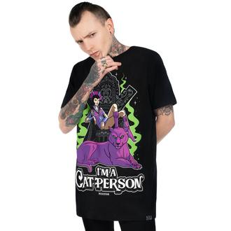 Unisex T-Shirt - Cat Person - KILLSTAR