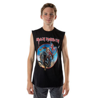 Herren Tank Top (Unisex) Iron Maiden - AMPLIFIED