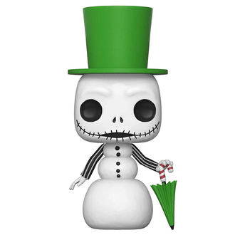 Figur Nightmare before Christmas - POP! - Schneemann Jack, POP