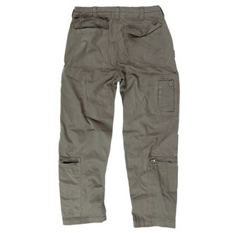 Hose Herren SURPLUS - INFANTRY CARGO - OLIV GEWAS, SURPLUS