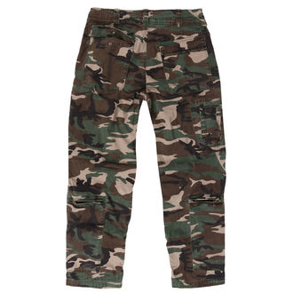 Herren Hose SURPLUS - INFANTRY CARGO - Woodle. GEW, SURPLUS