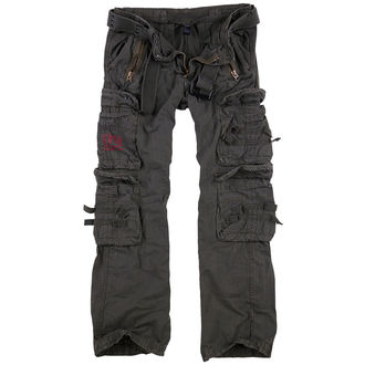 Herren Hose SURPLUS - ROYAL TRAVELER - ROYAL / SCHWARZ, SURPLUS