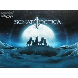 Fahne Sonata Arctica - Iced, HEART ROCK, Sonata Arctica