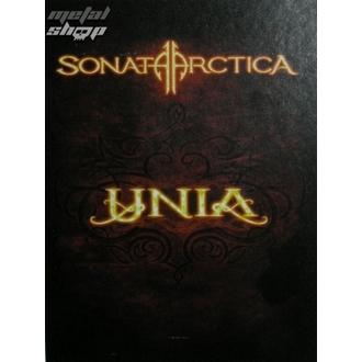 Fahne Sonata Arctica HFL 0921, HEART ROCK, Sonata Arctica