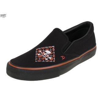 Schuhe DRAVEN - Argyle Patch Slip on - MCDR 860, DRAVEN