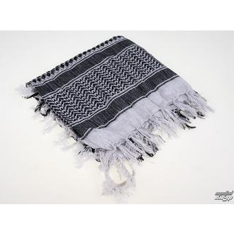 Schal ARAFAT - Palästinenser Schal - SILVER, NNM