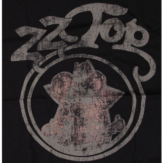 Herren T-Shirt Metal ZZ-Top - Outlaw - BRAVADO EU, BRAVADO EU, ZZ-Top