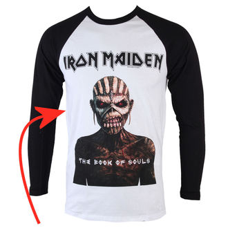 Herren Metal T-Shirt Iron Maiden - Book Of Souls - ROCK OFF, ROCK OFF, Iron Maiden