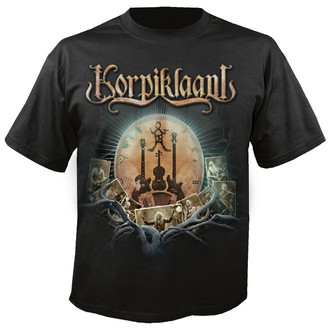 Herren T-Shirt Metal Korpiklaani - Masters - NUCLEAR BLAST, NUCLEAR BLAST, Korpiklaani