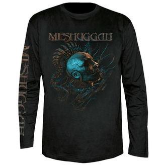Herren Longsleeve Metal Meshuggah - Head - NUCLEAR BLAST, NUCLEAR BLAST, Meshuggah