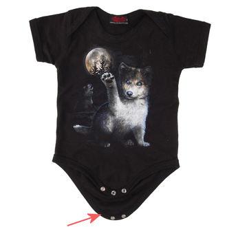 Baby Body SPIRAL - WOLF PUPPY - BESCHÄDIGT, SPIRAL