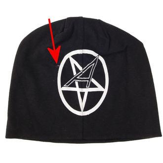 Beanie Mütze Anthrax - Logo - RAZAMATAZ - BESCHÄDIGT, RAZAMATAZ, Anthrax