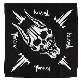 Halstuch TRIVIUM - SCREAMING SKULL - RAZAMATAZ, RAZAMATAZ, Trivium