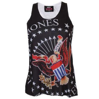Damen Tanktop Ramones - 40th seal - ROCK OFF, ROCK OFF, Ramones