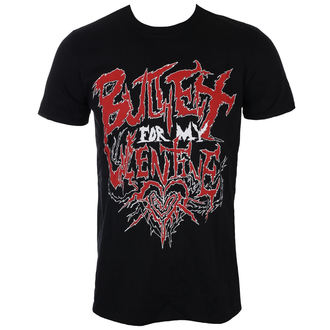 Herren T-Shirt Metal Bullet For my Valentine - Doom - ROCK OFF, ROCK OFF, Bullet For my Valentine
