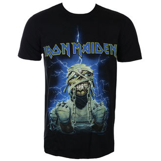 T-Shirt Männer  Iron Maiden - Axe - BLK - ROCK OFF