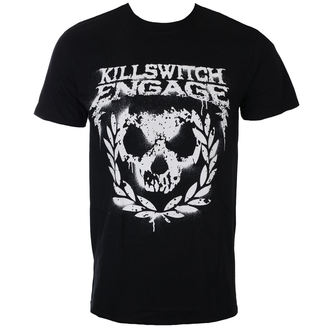 Herren T-Shirt Metal Killswitch Engage - Skull Spraypaint - ROCK OFF, ROCK OFF, Killswitch Engage