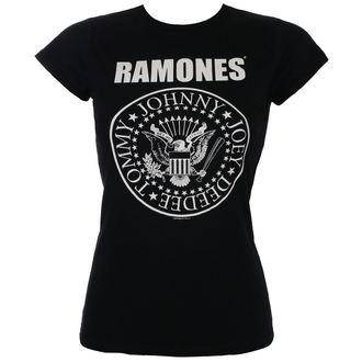 Damen T-Shirt Ramones - Seal Skinny - ROCK OFF, ROCK OFF, Ramones