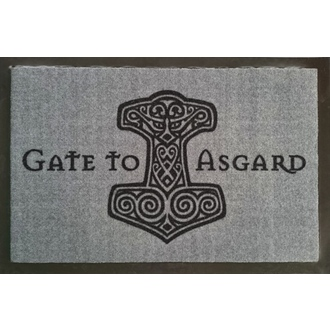 Fußmatte Gate To Asgard - ROCKBITES, Rockbites