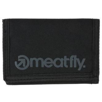 Geldbörse MEATFLY - Vega - Schwarz, MEATFLY