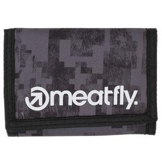 Geldbörse MEATFLY - Vega - Binary Camo Print, MEATFLY
