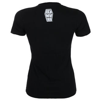Damen T-Shirt Hardcore - Plague Seeker - Akumu Ink, Akumu Ink