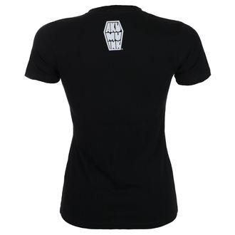 Damen T-Shirt Hardcore - The Necromancer - Akumu Ink, Akumu Ink