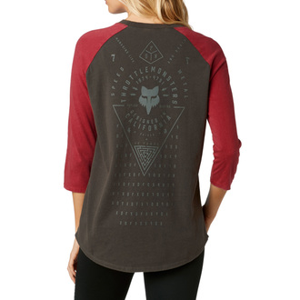 Damen T-Shirt Street - Fantum - FOX, FOX