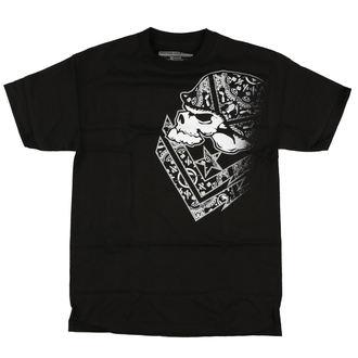 Heren T-Shirt Street - GUARD - METAL MULISHA, METAL MULISHA