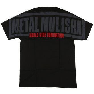 Herren T-Shirt Street - PRINT - METAL MULISHA, METAL MULISHA
