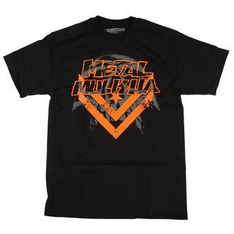 Herren T-Shirt Street - DARKNESS - METAL MULISHA, METAL MULISHA