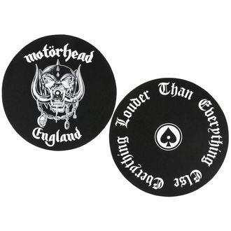 Grammophon Matte - 2 Stück - Motörhead - RAZAMATAZ, RAZAMATAZ, Motörhead