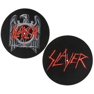 Grammophon Matte - 2 Stück - Slayer - RAZAMATAZ, RAZAMATAZ, Slayer
