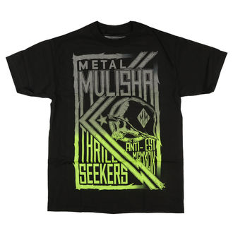 Herren T-Shirt Street - THRILL - METAL MULISHA, METAL MULISHA