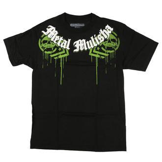 Herren T-Shirt Street - COLLAR - METAL MULISHA, METAL MULISHA
