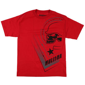 Herren T-Shirt Street - STRETCH - METAL MULISHA, METAL MULISHA
