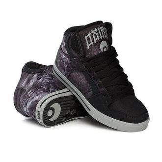 Herren High Top Sneaker - Klon Huit / Schlacht - OSIRIS, OSIRIS
