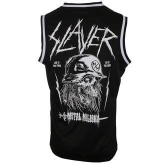 Herren Tanktop (Basketball Jersey) METAL MULISHA - SWORD SLAYER, METAL MULISHA, Slayer