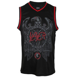 Herren Tanktop (Basketball Jersey) METAL MULISHA - SLAYER, METAL MULISHA, Slayer