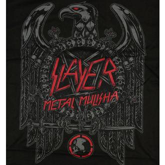 Herren T-Shirt Metal Slayer - EAGLE SLAYER - METAL MULISHA - BLK_SP7518009.01