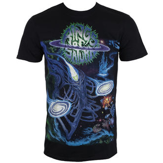 Herren T-Shirt Metal Rings of Saturn - Space lord - NUCLEAR BLAST, NUCLEAR BLAST, Rings of Saturn
