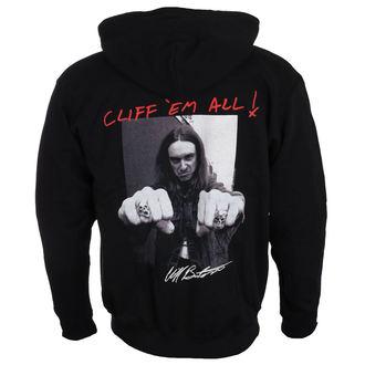 Herren Hoodie Metallica - Cliff Burton -, Metallica