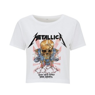 Damen T-Shirt Metal Metallica - Scales -, NNM, Metallica