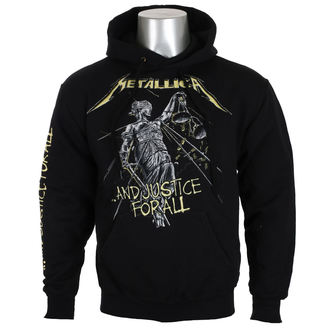 Herren Hoodie Metallica - And Justice For All Tracks -, Metallica