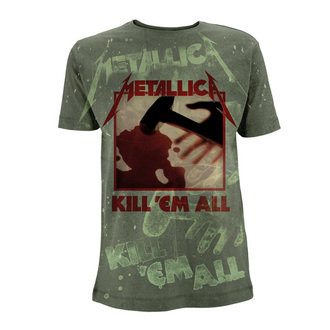 Herren T-Shirt Metallica - Kill 'Em All -, NNM, Metallica