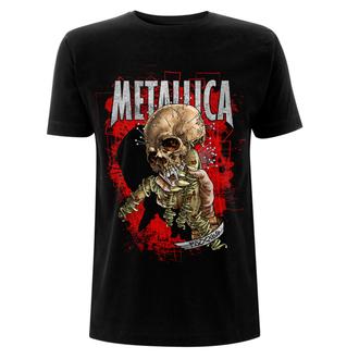 Herren T-Shirt Metal Metallica - Fixxxer Redux -