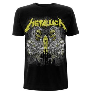 Herren T-Shirt Metal Metallica - Sanitarium -, Metallica