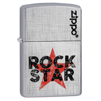 Feuerzeug ZIPPO - ROCK STAR, ZIPPO