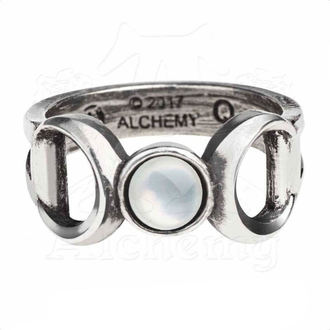 Ring ALCHEMY GOTHIC - Triple Goddess, ALCHEMY GOTHIC